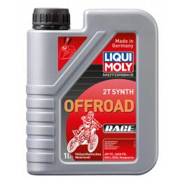 Olio motore liquimoly Motorbike 2T Synth Offroad Race Lt 1