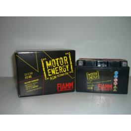 BATTERIA MOTO FIAMM 12V  6,5 AH WET CHARGE